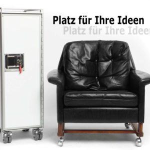 Wingdesign Systemtrolley Viel-Platz-fuer-Ihre-Ideen weiss