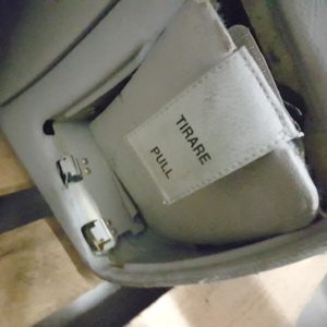 Flugzeugsitz defekt