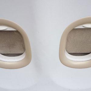 ETIHAD Flugzeugfenster