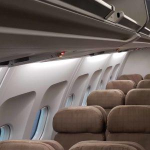 Original Doppel flugzeugfenster elemente
