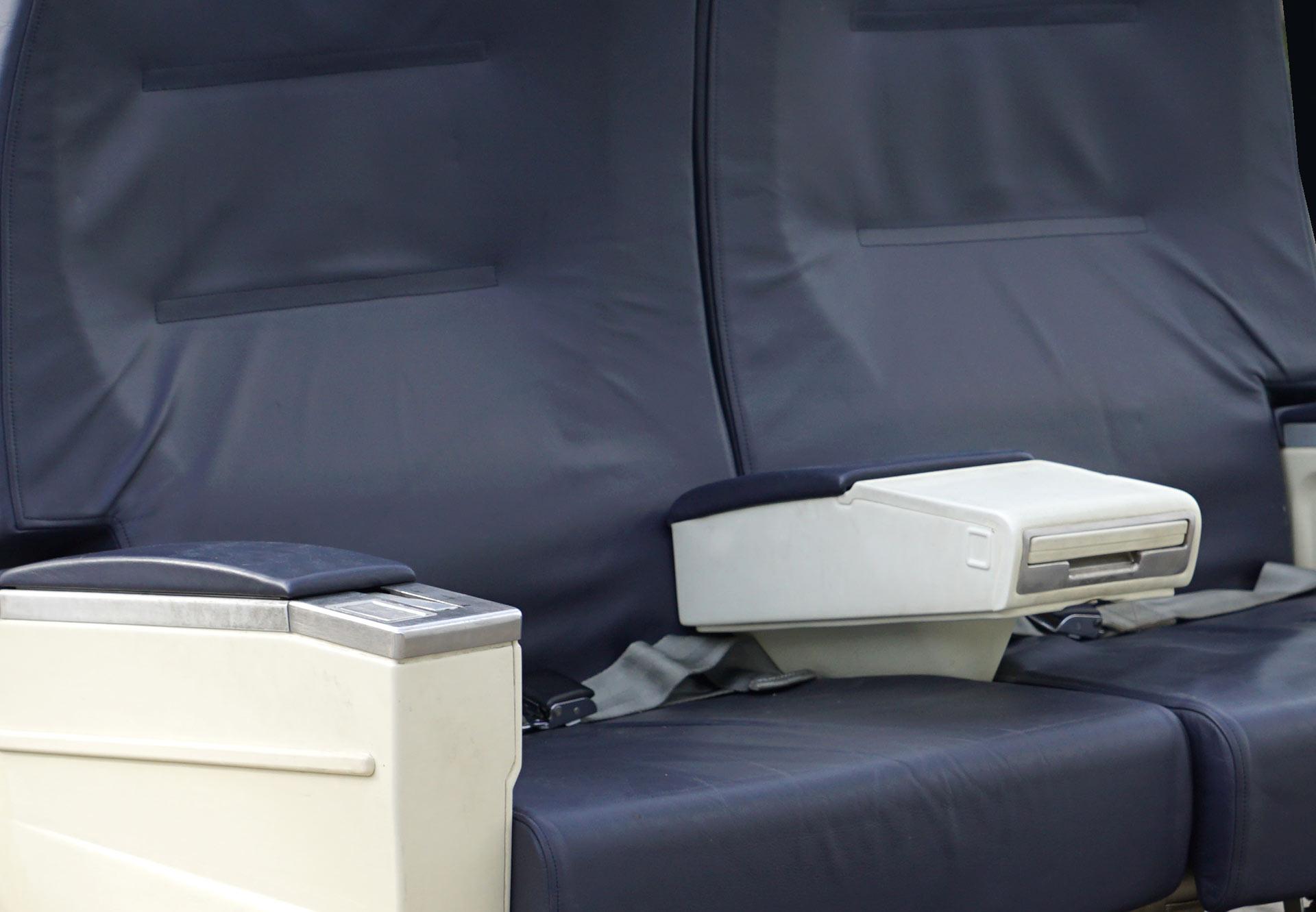 Flugzeugsitze Business Class