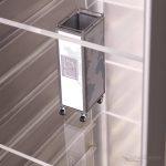 Flugzeugtrolley Glasboden Einlegeboden aus Acryl Nahaufnahme