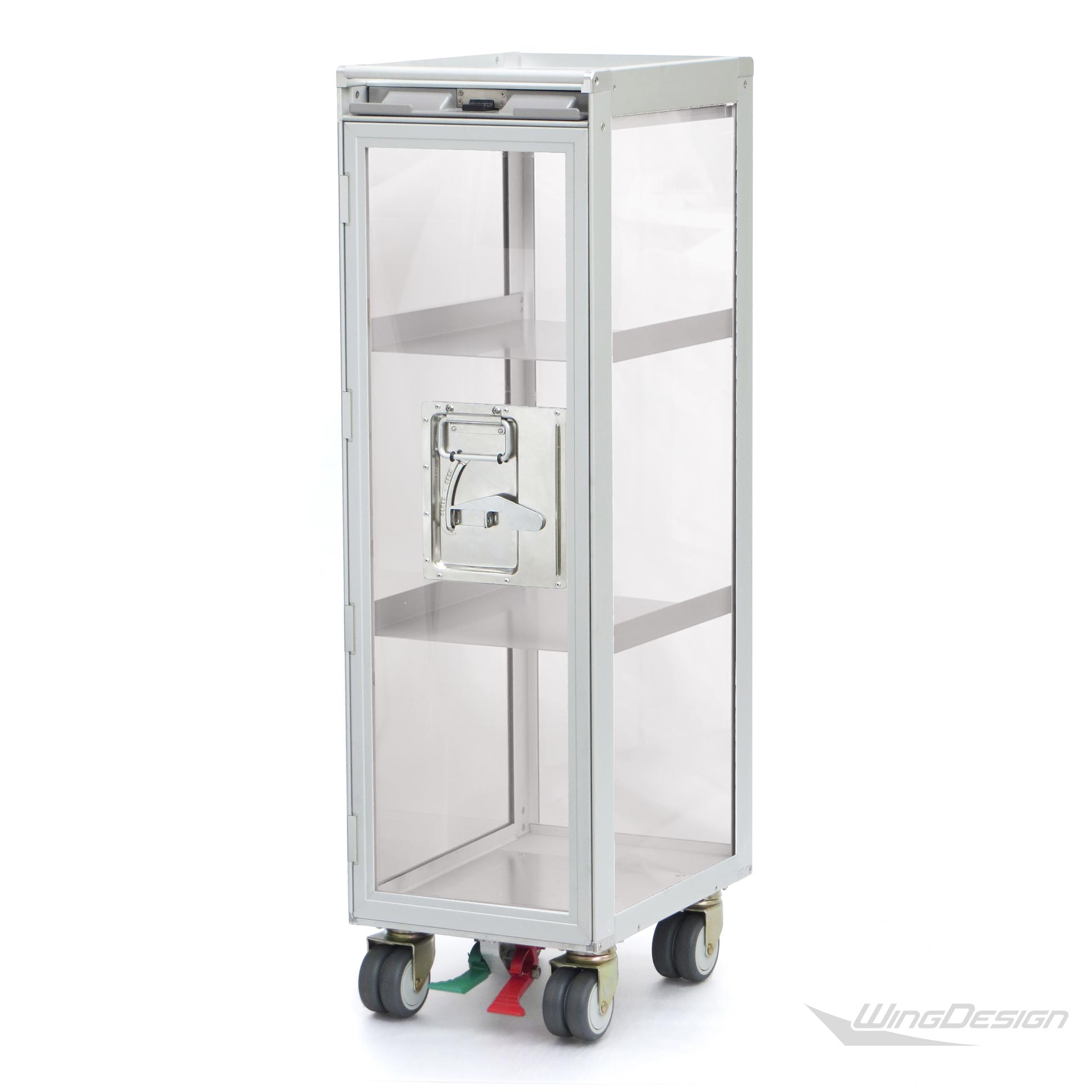 flugzeugtrolley vitrine neu transparent. Black Bedroom Furniture Sets. Home Design Ideas