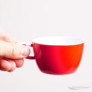 airerblin kunststoff tasse Anwendungsbeispiel