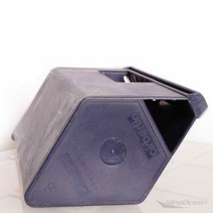 airberlin Kunststoff-Kanne, blau