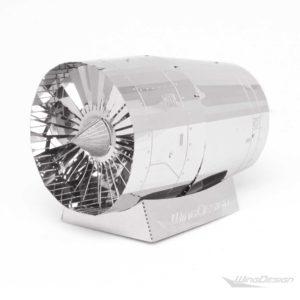 Miniatur Turbine Modell-Bausatz