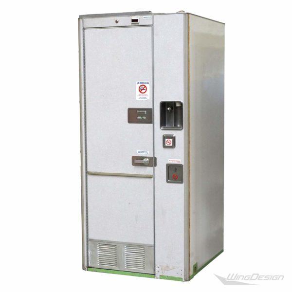 Flugzeugtoilette Lavatory WC