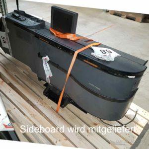 Swiss FirstClass Seat Sidebar