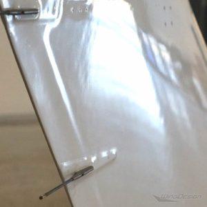 Winglet Boeing 747 Oberfläche