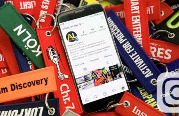 artikel-mit-logo.de zeigt tolle werbemittelideen auf instagram