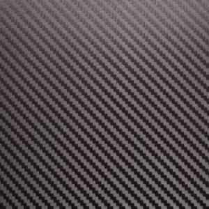 Fliugzeugtrolley neu in Carbon Optik Folierung Detailaufnahme