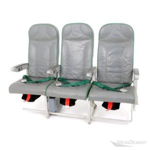 Flugzeugsitz Dreierbank C5-Slim Economy Class ex. Germania