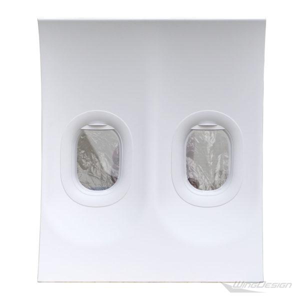 A320 Flugzeugfenster element neu