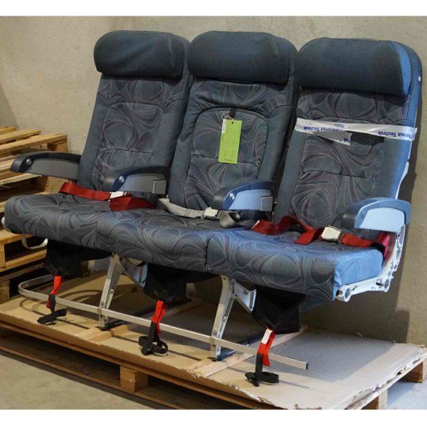 B-Ware Flugzeug-Doppelsitzbank Spectrum Seat 290