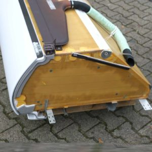 Original Flugzeug-Gepaeckfach 1_25 Element neu Seitenansicht
