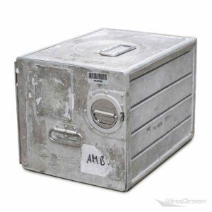 SunExpress Alu Bord Box Drehverschluss gross