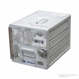 SunExpress Alu Bord Box Plakette