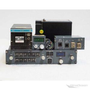 Flugzeugteile diverse Bordinstrumente
